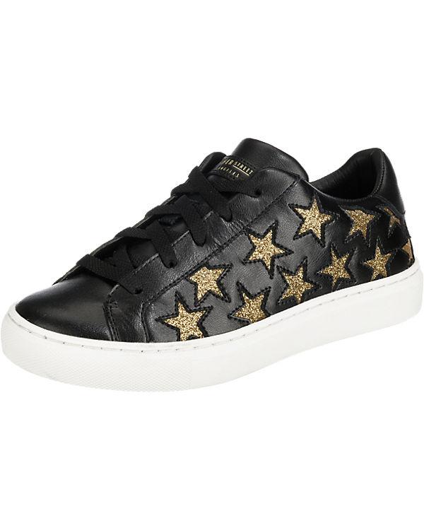 SKECHERS Side Street Star Side Sneakers Low schwarz-kombi