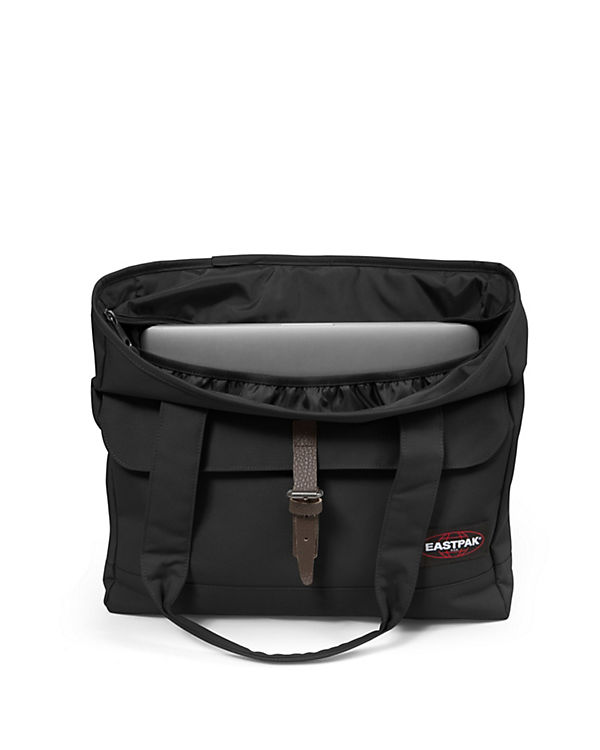 EASTPAK EASTPAK Flail Shopper Tasche 36 cm Laptopfach schwarz