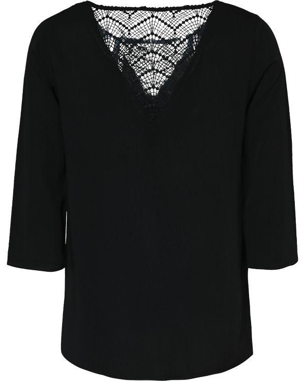 3 schwarz Shirt VILA Arm 4 OgdnqF66