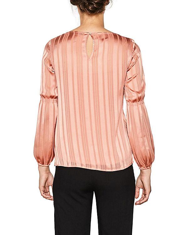 pink ESPRIT collection ESPRIT collection Bluse H4HqTUC