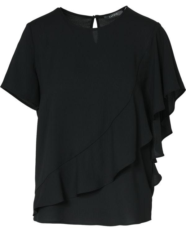 Geniue Händler Verkauf Online ESPRIT collection Bluse schwarz Rabatt Wiki WLyZYf5