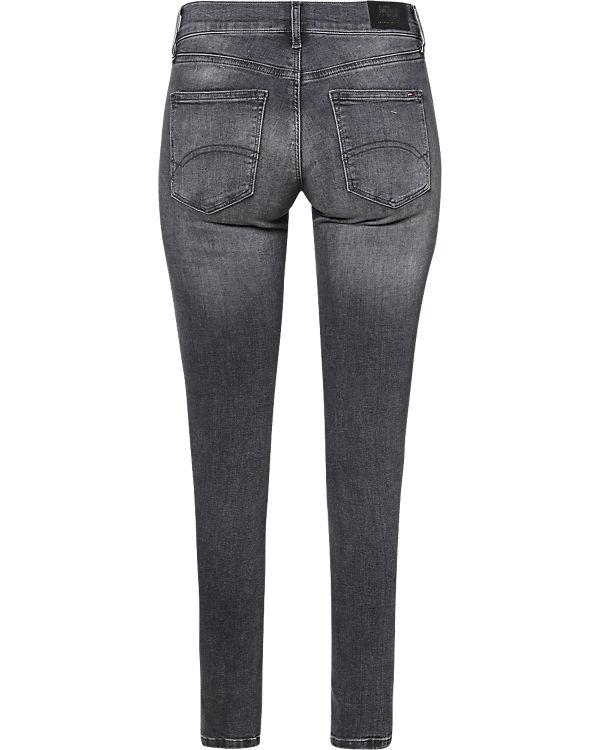 Skinny DENIM Nora HILFIGER HILFIGER Jeans grau DENIM EqwT6XI