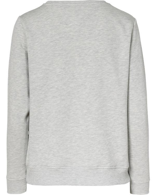HILFIGER HILFIGER grau Sweatshirt DENIM DENIM 5nvwq67F6x