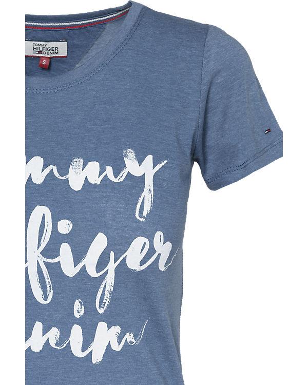 HILFIGER DENIM T-Shirt blau