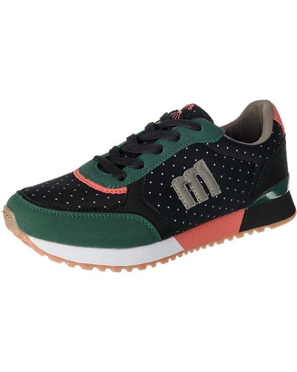 Verkauf Brandneue Unisex MTNG MTNG Gansa Sneakers grün-kombi Extrem Zum Verkauf Günstig Kaufen Ebay 52AT27A0xo