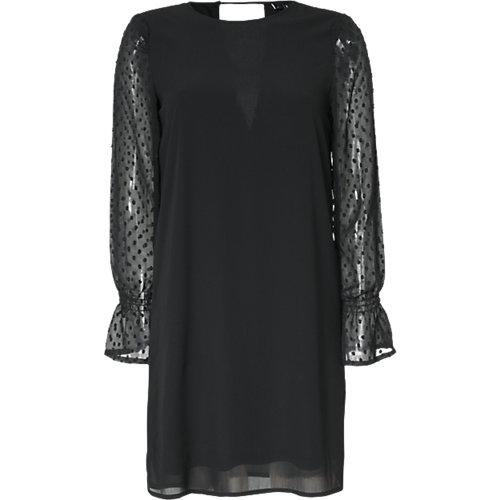 VERO MODA Kleid schwarz Damen Gr. 34