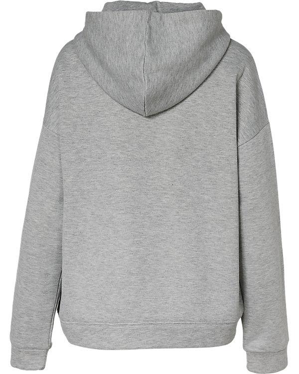 Verkauf Austrittsstellen Auslass Besuch VERO MODA Sweatshirt grau SgVsARBKK6