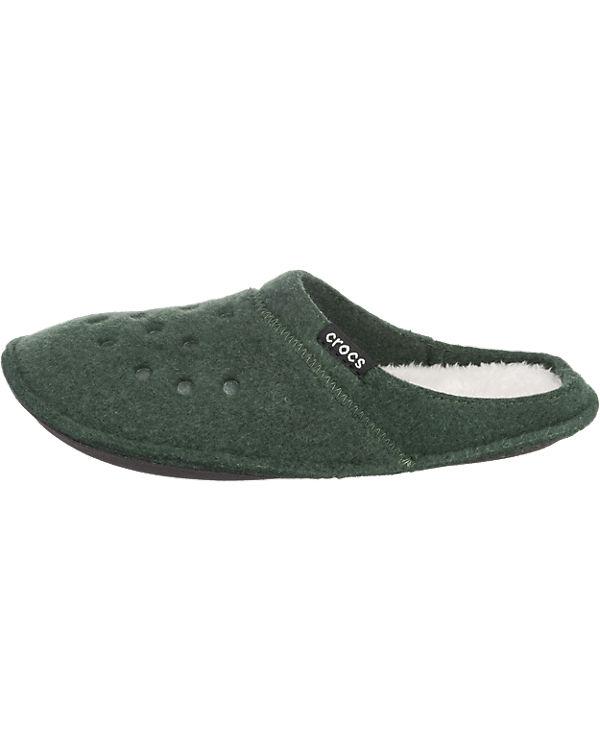 grün Classic CROCS Slipper crocs Hausschuhe 1SgzxZq