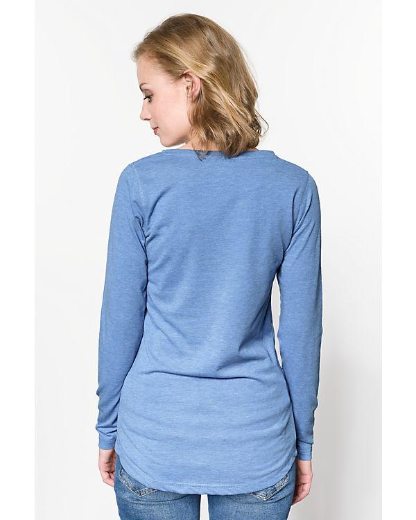 blue blau Langarmshirt blau Langarmshirt blau Langarmshirt blue blue blue Langarmshirt blau 0wUHT6R