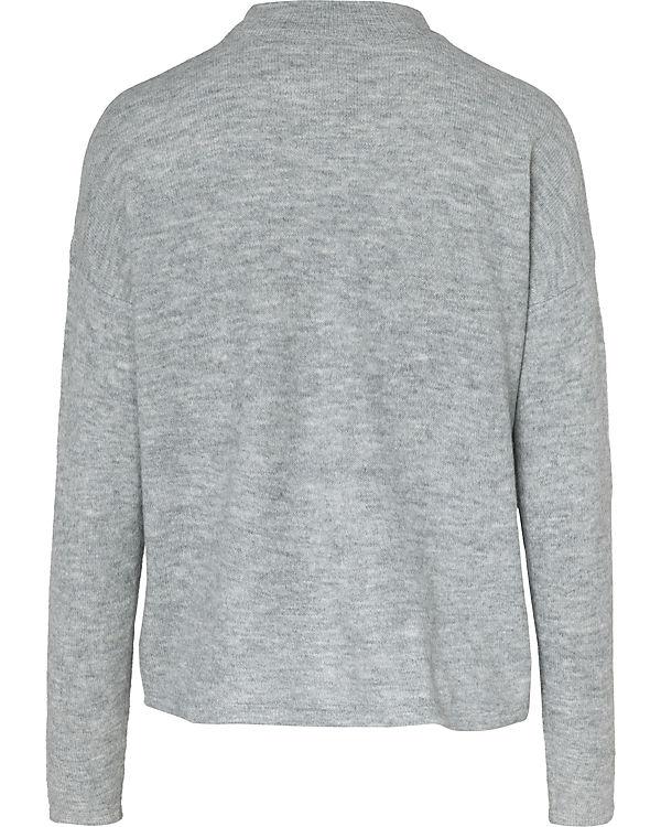 Q/S Pullover grau
