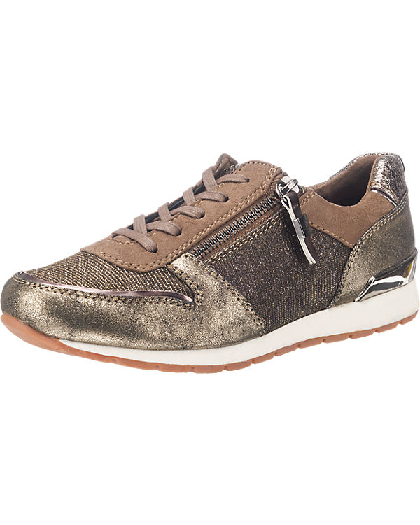 TOM TAILOR TAILOR beige TOM Sneakers Aw0BZA