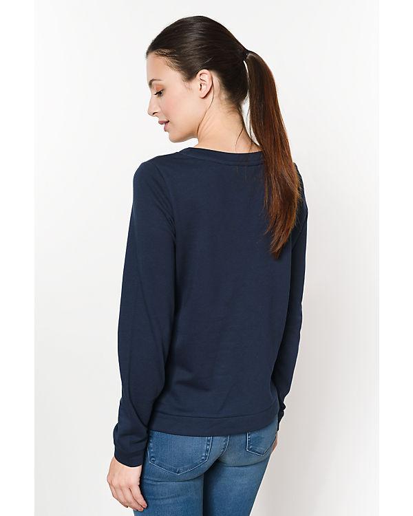 Sweatshirt dunkelblau VERO VERO MODA MODA wgTvtT