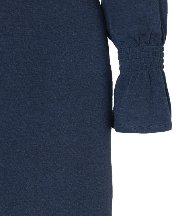 ESPRIT Strickkleid dunkelblau