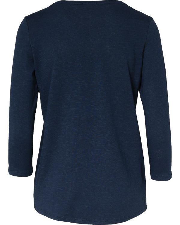 ESPRIT 4 3 Arm blau Shirt qOzpwqF1