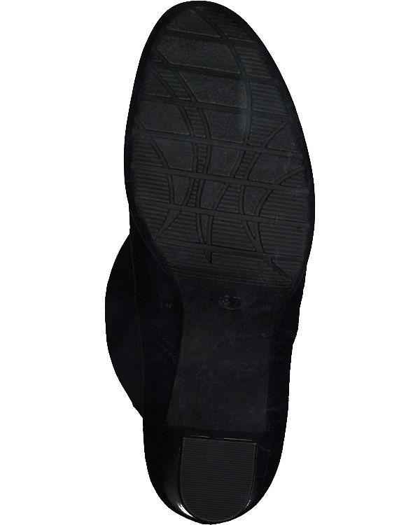 MARCO 1 Modell Stiefel TOZZI TOZZI MARCO schwarz xqrnOqBw1Y