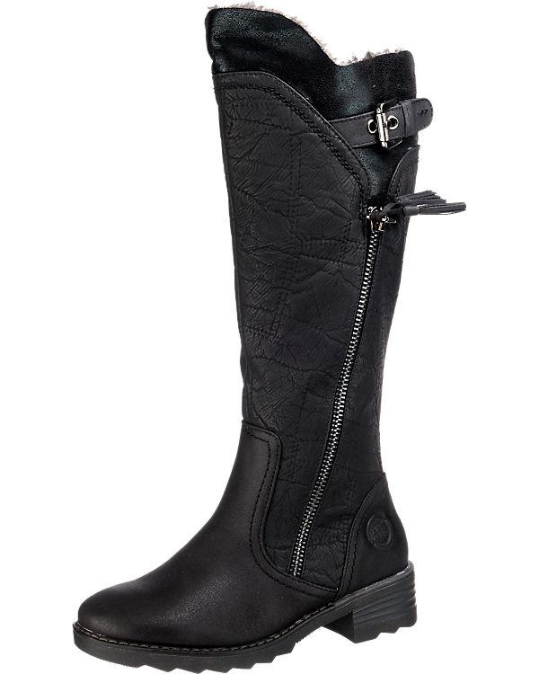 TOZZI MARCO schwarz Stiefel TOZZI MARCO WwaYUq7cq