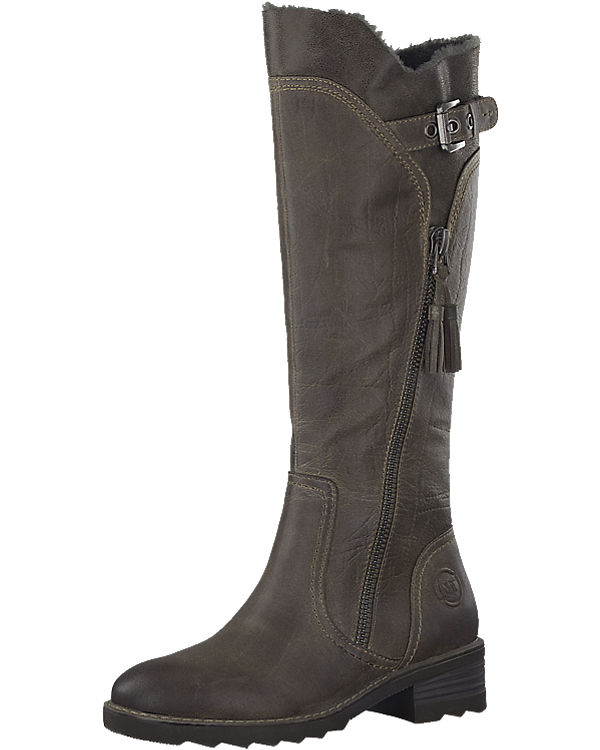 MARCO TOZZI, MARCO TOZZI Stiefel, braun   ambellis cd1d63a174