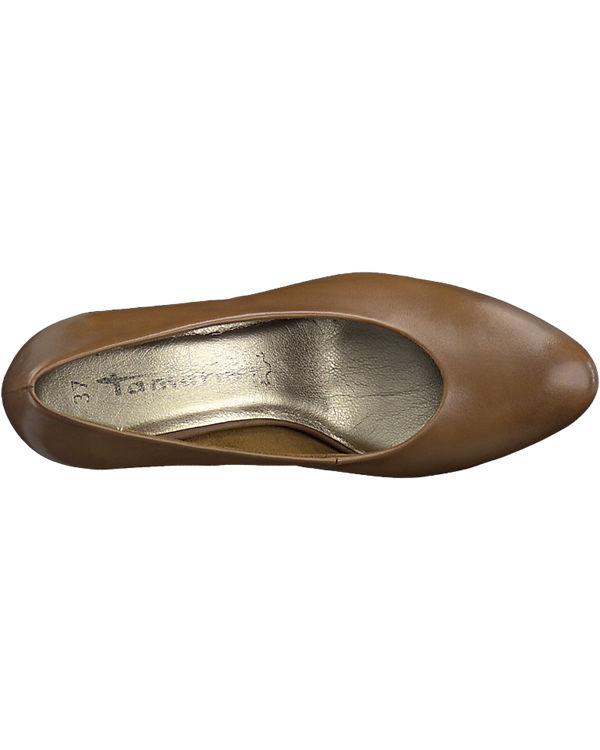 Tamaris Tamaris Pumps cognac