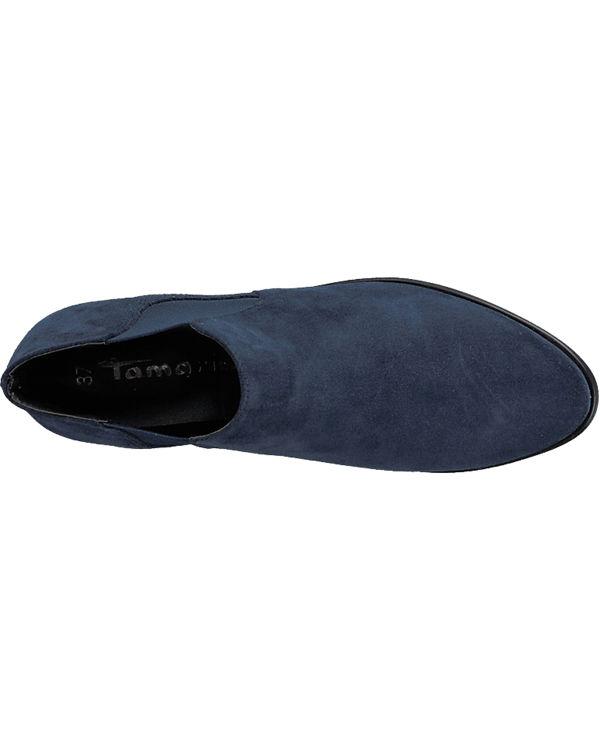 Tamaris Tamaris Stiefeletten dunkelblau
