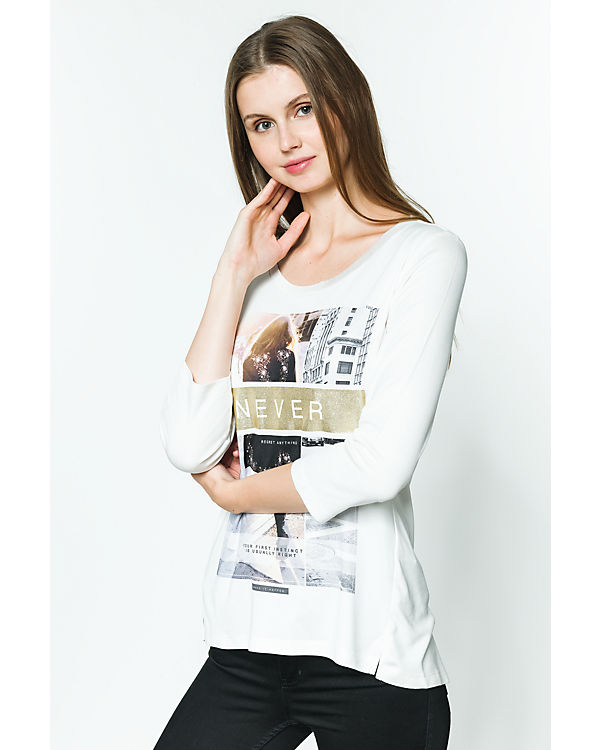 ONLY 3/4-Arm-Shirt creme