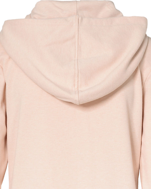 ONLY Sweatjacke rosa