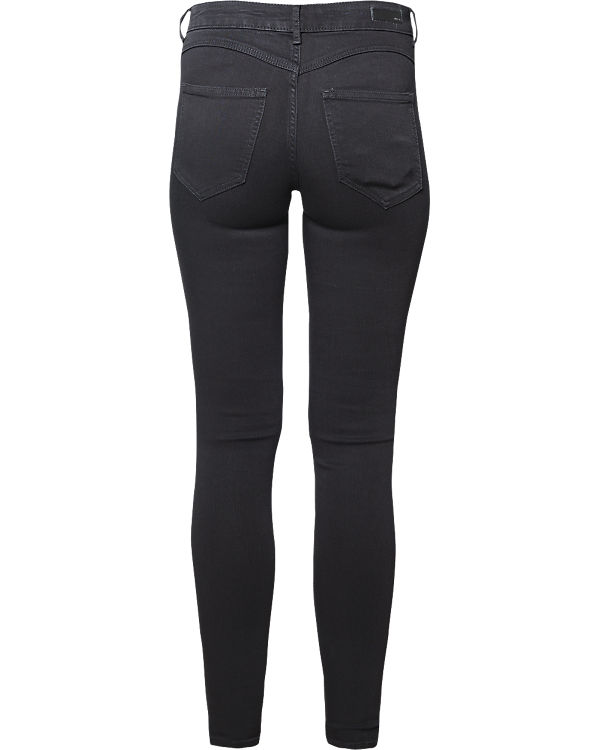 pieces Jeggings schwarz