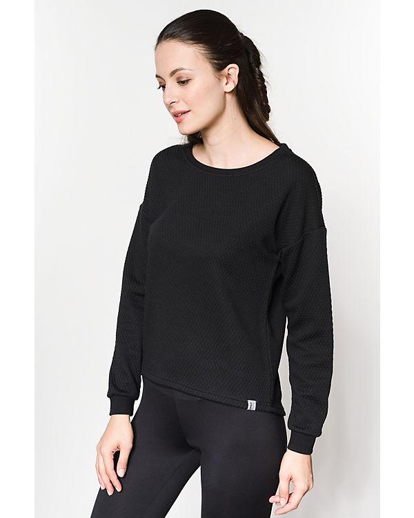 Only Play Sweatshirt schwarz Spielraum Geniue Händler tPEAjDLLL