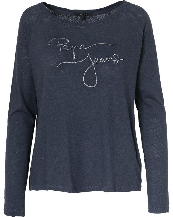 Pepe Jeans Pullover Lisa dunkelblau