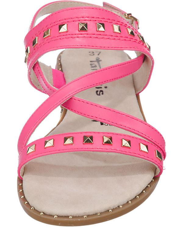 Tamaris Tamaris Sandaletten pink