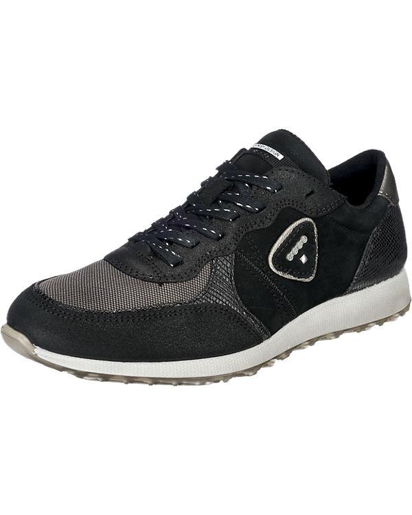ecco ecco Sneak Sneakers schwarz