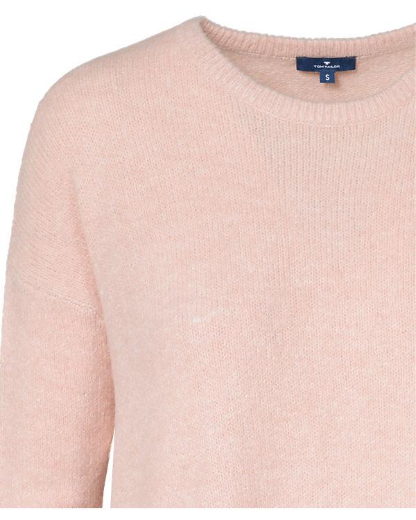 TOM TAILOR Pullover rosa