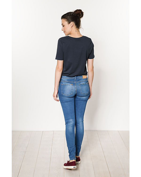 Skinny ONLY Skinny ONLY Jeans blau Jeans qgRqd
