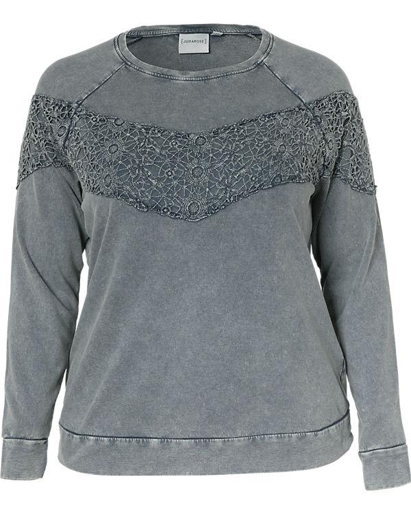 JUNAROSE Sweatshirt grau grau Sweatshirt grau Sweatshirt JUNAROSE JUNAROSE wBR4qpnH