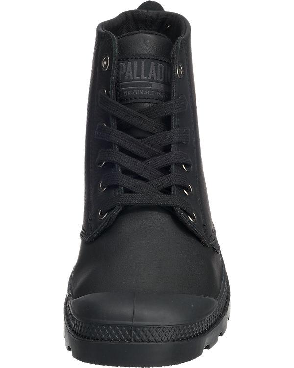 Palladium, Palladium Pampa Pampa Palladium High Stiefeletten, schwarz ba787f
