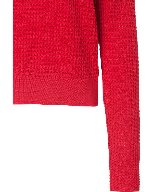 Marc O'Polo Denim Pullover rot