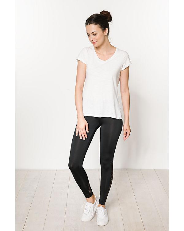 ONLY Leggings schwarz