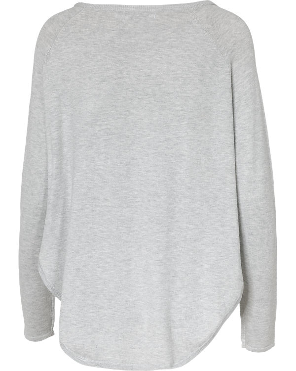 ONLY Pullover hellgrau