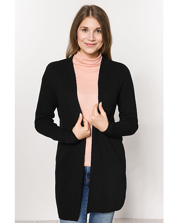 ONLY Strickjacke schwarz