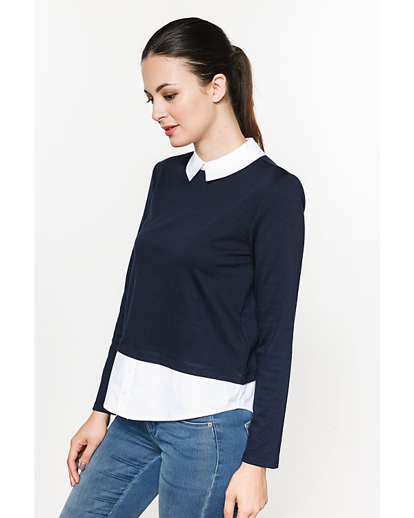 ONLY dunkelblau ONLY ONLY ONLY Langarmshirt Langarmshirt dunkelblau Langarmshirt ONLY dunkelblau Langarmshirt dunkelblau Langarmshirt Langarmshirt dunkelblau ONLY pPwACaqx