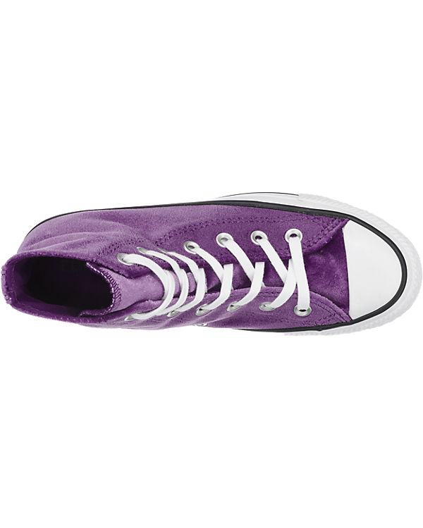CONVERSE, CONVERSE Star Chuck Taylor All Star CONVERSE High Sneakers, lila 9f394f