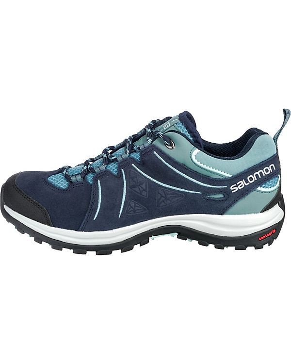 Salomon Salomon Ellipse 2 Leather Sportschuhe blau