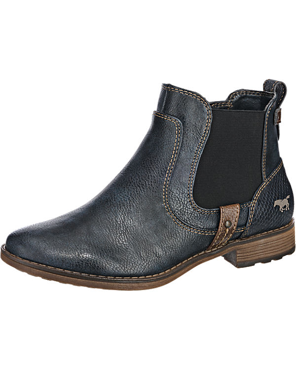 MUSTANG Chelsea Boots dunkelblau