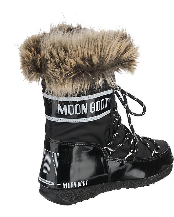 Moonboot, Moon WP Boot W.E. Monaco Low WP Moon Winterstiefel, schwarz fc9a22