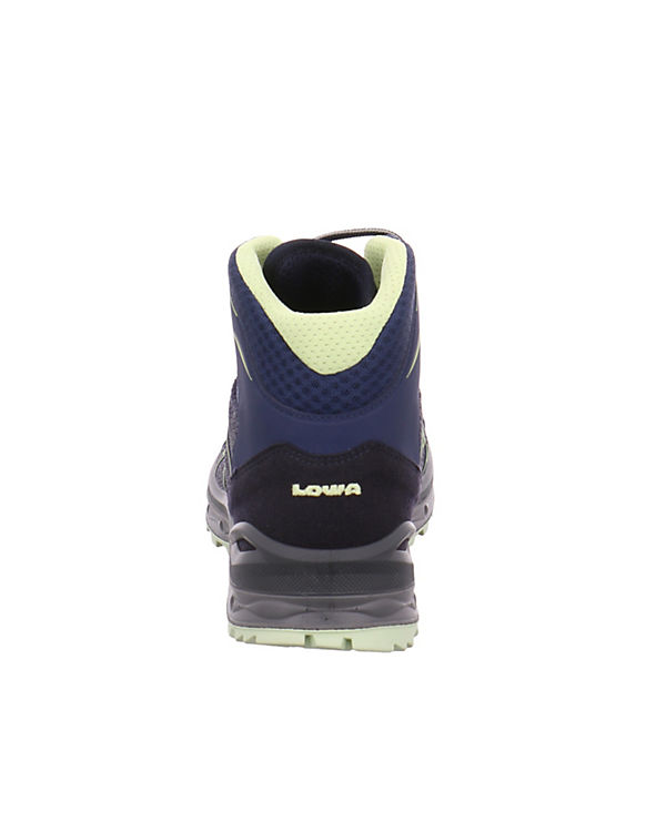 6908 320611 Lowa GTX Mid LOWA blau Marke kombi Trekkingstiefel Aerox LOWA der OXY16wqxn