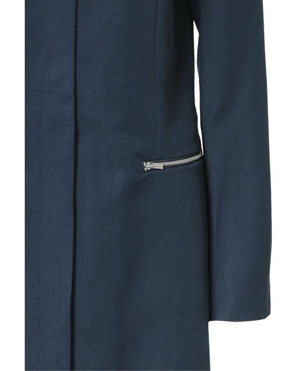 VILA Mantel dunkelblau