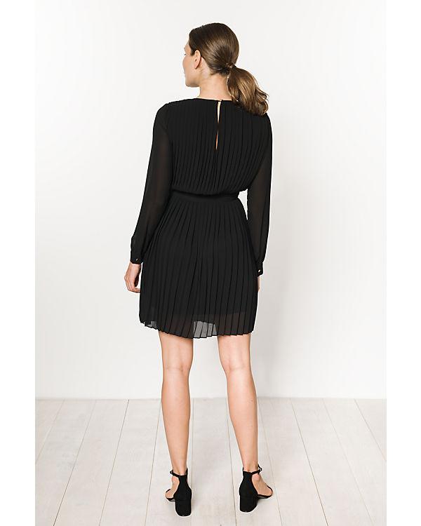 VILA Kleid schwarz