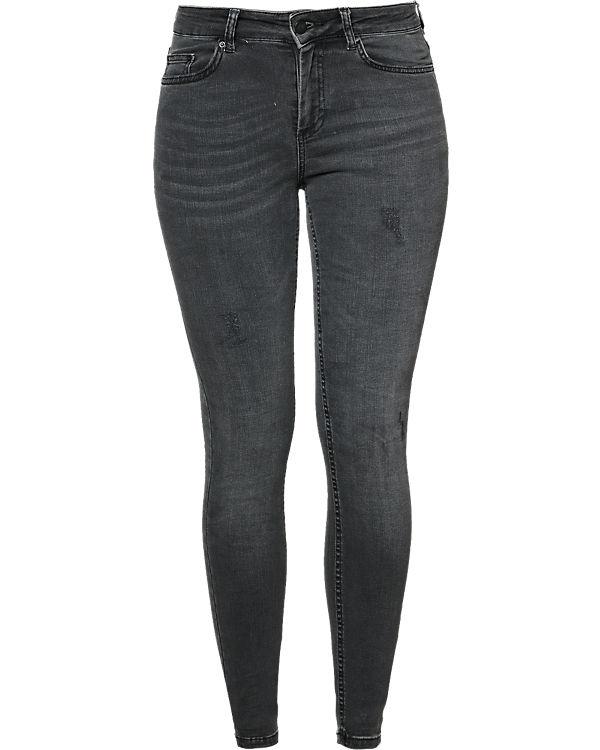 grey pieces Skinny pieces Skinny denim denim Jeans Jeans grey RC0Saqa