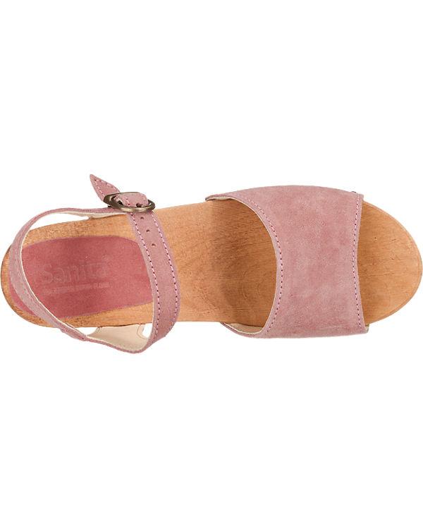 Sanita, Sanita Sanita Sanita, Irina Sandal Sandaletten, rosa f49750