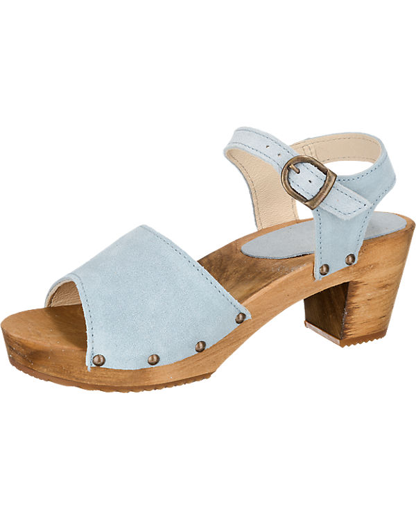 Sanita Irina hellblau Sandaletten Sandal Sanita T1qwYw