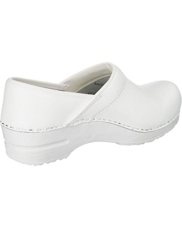 Sanita Sanita ORIGINAL-PROF Slipper weiß